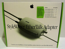 NEW Apple Computer StyleWriter EtherTalk Adapter M4877LL/A Ether Talk