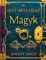 Septimus Heap - Magyk von Sage, Angie   Buch   Zustand gut