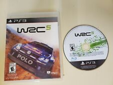 WRC 5 : FIA WORLD RALLY CHAMPIONSHIP PLAYSTATION 3 PS3 - FREE SHIP