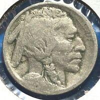 1913-S 5C Type 1 Buffalo Nickel (57329)