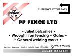PP FENCE LTD