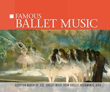 CD Famous Ballet music di Philharmonia slavonika