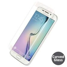 PREMIUM CURVED TEMPERED GLASS SCREEN PROTECTOR FOR SAMSUNG GALAXY S6 EDGE