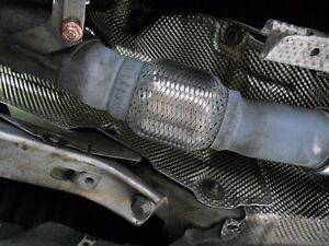 Für BMW E60 E61 -INTERLOCK- Flexrohr 525d 177PS - 530d 218PS- Rußpartikelfilter