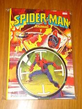 SPIDERMAN GRANDREAMS MARVEL BRITISH ANNUAL 1984 VF