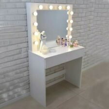 Make Up Dressing Table - Hollywood Inspired