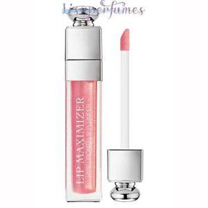 Christian Dior Addict Lip Maximizer Lip Plumper 010 Holo Pink 0.20oz / 6ml NIB