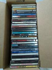 Lot of 30 Various Artists Music Pop Rock Alternative Rock R&B Assorted Cd