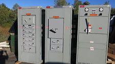GE 2500 AMP AV LINE SWITCHBOARD 277/480 VOLT E1168