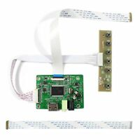 """HDM I LCD Controller Board For 11.6"""" 13.3"""" 14"""" 15.6"""" 1920x1080 EDP LCD Screen"""