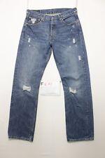 Levi's 501 (cod. F611) Größe 46 w32 Jeans gebraucht vintage