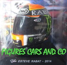 MOTO GP 1/5 CASQUE ESTEVE RABAT 2014 CASCOS HELMET