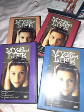 My So Called Life Dvds Volume 1,2,4,&5 Set used