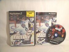 NHL FaceOff 2001 (Sony PlayStation 2, 2001) complete