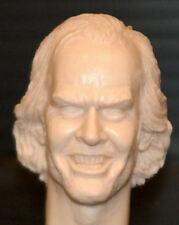 1/6 Scale Custom Jack Nicholson The Shining Action Figure Head