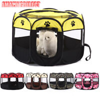 Pet Tent Dog Cat House Cage Playpen Puppy Kennel Easy Operation Outdoor Supplies