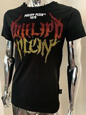 Philipp Plein Rock Pp Large Black SS T-shirt BNWT