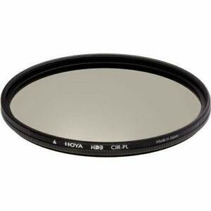 Hoya 77mm HD3 Circular Polarizer Filter XHD3-77CRPL