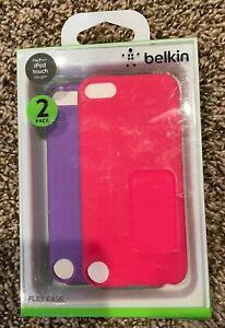 Ipod touch Belkin case 5th generation case flex set of 2 /2013