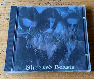 IMMORTAL Blizzard Beats - CD