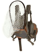 Fishpond Cross-Current Chest Pack With Net Holster Gravel