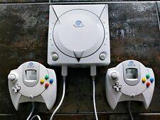 SEGA Dreamcast Spielekonsole - TOP mit 10 Spielen und Zubehörpaket