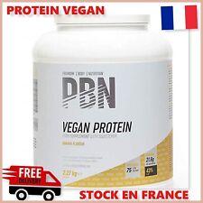 Protéine Rapide Poudre Riz Pois Vegan Musculation Régime Végétarien Aliment Neuf