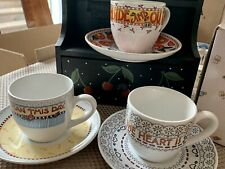 Mary Engelbreit Cup and Saucer Lot