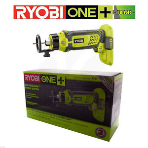 Ryobi P531 18V 18-Volt ONE+ Speed Saw Rotary Cutter Green (Tool-Only,New in Box)