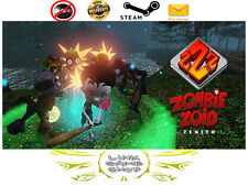 ZombieZoid Zenith PC Digital STEAM KEY - Region Free