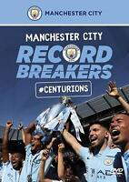 Manchester City Record Breakers 2017 – 2018 Season Review DVD Pep Guardiola YaYa