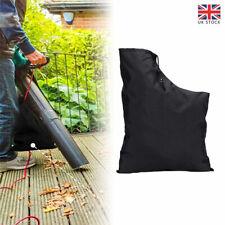 More details for garden leaf blower bag shredder collection sack vacuum storage replacement black
