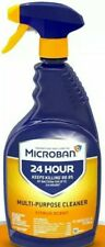 Microban 24-Hour Cleaner 32oz Citrus Scent FREE SHIPPING!!!