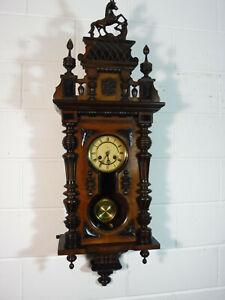 Antique Junghans Wall Clock German Antique clock Regulator