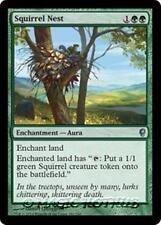 SQUIRREL NEST Conspiracy MTG Green Enchantment — Aura Unc