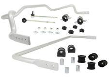 WHITELINE BHK004 Front & Rear Sway Bar Vehicle Kit HOLDEN COMMODORE VT, VX, VU
