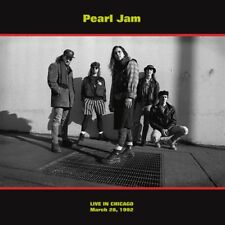 Pearl Jam - Live in Chicago 1992 - SEALED NEW import 180g LP