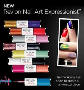 "Revlon Nail Art Expressionist Nail Enamel, ""Choose your Shade"""