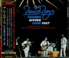 BEACH BOYS-THANKSGIVING TOUR 1967-JAPAN DIGIPAK CD F04