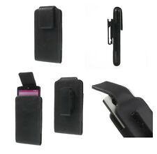 for BLACKBERRY PORSCHE DESIGN P'9982 Holster Case belt Clip 360º Rotary Vertical