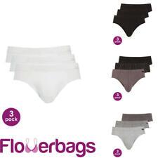 Jockey Cotton Plus Briefs - 3 Pack Of Jockey Mens Underwear