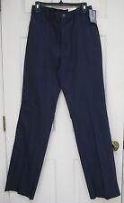 """New listing Boy Scout Uniform Pants Bsa Navy Blue Unhemmed Sz 20 (30"""" W) New"""