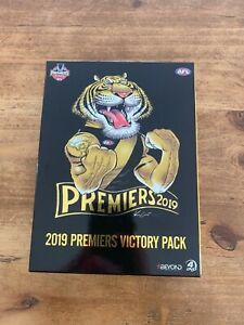 RICHMOND 2019 PREMIERS VICTORY PACK DVD SPORT DOCUMENTARY LIKE NEW AFL TIGERS