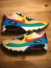 """Nike Air Max 90 SIZE 11 QS """"What The Max"""" Olympic Shoes! RARE supreme palace"""