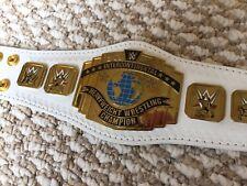 WWE Mini Belt Intercontinental Champion White strap Cody Rhodes WWF ECW NXT IC