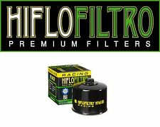 HIFLO OIL FILTER FILTRO OLIO RACING BMW F800 GS TROPHY 2012