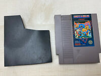 Ghosts 'n Goblins Nintendo Entertainment System NES 5 Screw Game TESTED Working!