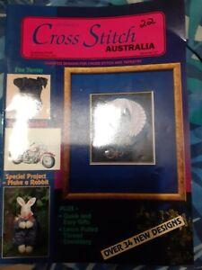 jill oxtons cross stitch australia magazine issue 22