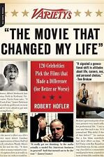"""""""The Movie That Changed My Life"""" : 120 Celebrities Pick the Films That Made a..."""