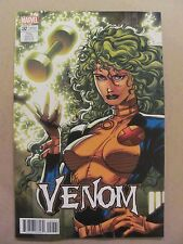 Venom #152 Marvel 2017 Jim Lee Polaris Trading Card Variant 9.6 Near Mint+